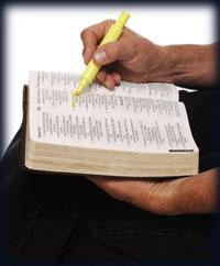 highlighting-bible